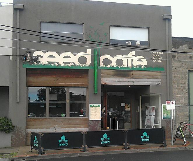 Seed Cafe Mordialloc