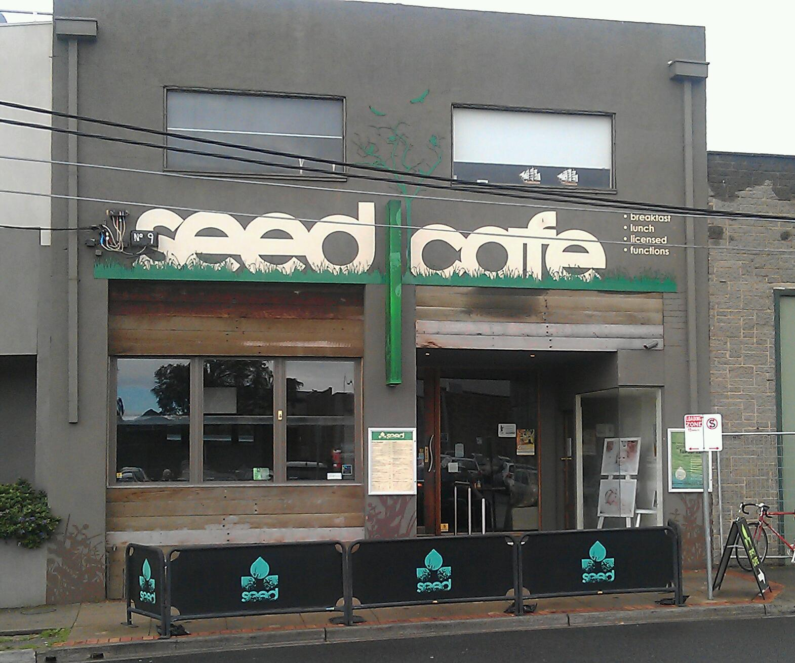 Side Street Cafe Mordialloc