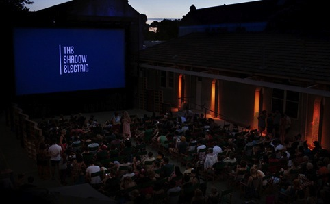 Shadow Electric, outdor cinema, melbourne, abbotsford convent