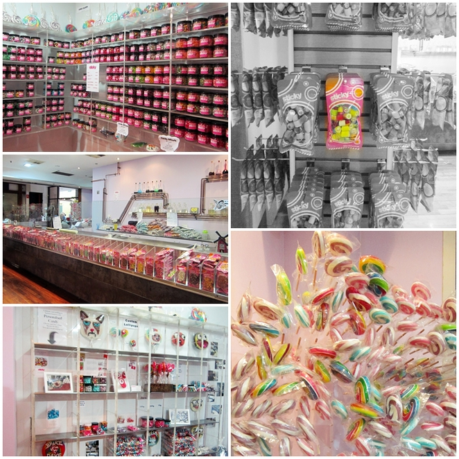 Sticky, Candy, Confectioners, Artisans, The Rocks, Candy man, candy shop