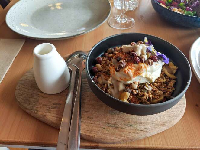 the banksia tree, cafe, licenced, port adelaide, breakfast, brunch, food, wine, adelaide