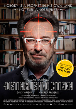 The Distinguished Citizen, Spanish Film Festival 2017