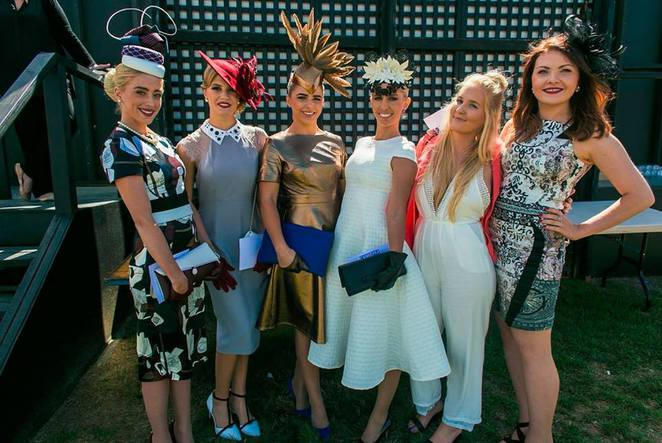 thoroughbred park, canberra, ACT, melbourne cup, giels day, ladies day,