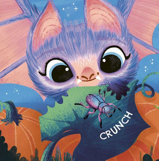 trick or treat bugs to eat, animal books for kids, books for animal lovers, books for kids who love animals, books about bats