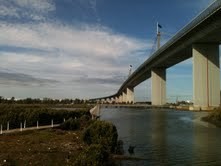 Under the Westgate Bridge