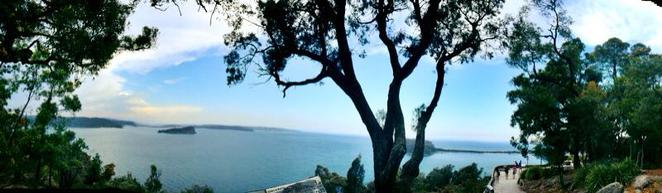 west head, lookout, sydney, ku-ring-gai chase, national park, pacific