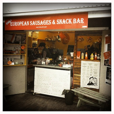 Willy's European Sausages and Snack Bar