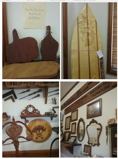 Wooden Products, Hand-carved