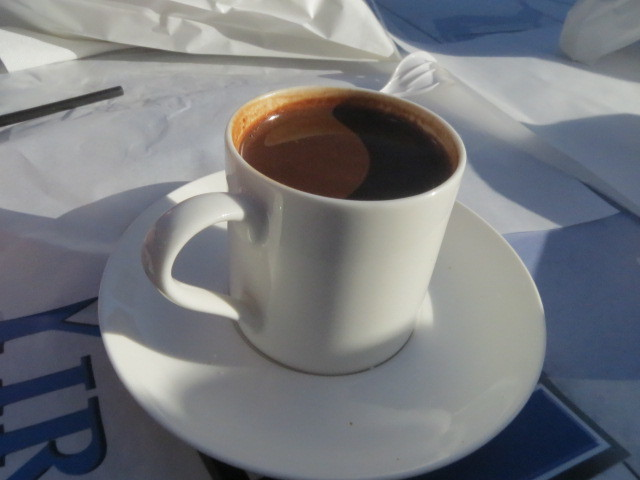 Yiannis, Greek Coffee, Adelaide
