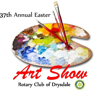 Drysdale Rotary Club's Annual Easter Art Show 2013