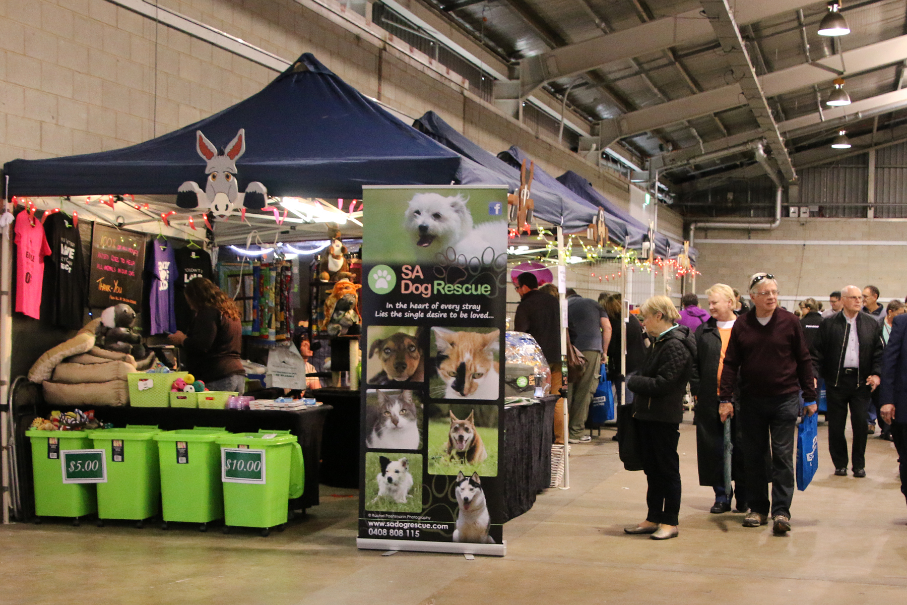 Exhibition Displays Adelaide : Adelaide animal expo
