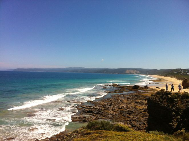 Aireys Inlet, Beach