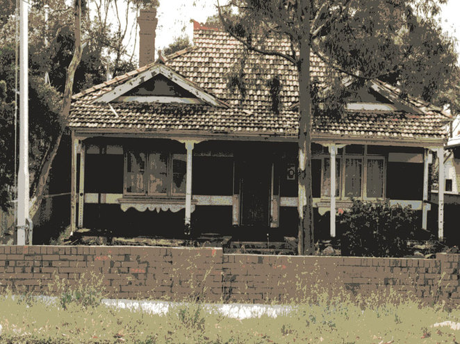 ANZAC Cottage Endures Controversy building in disrepair