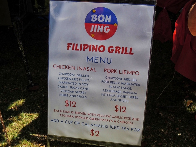 bon jing, bonjing, bon jing filipino grill, fork on the road, food trucks, in adelaide, filipino food, burger theory, fun things to do