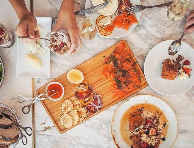 brunch in sydney, girls day out venues sydney, where to eat brunch in sydney