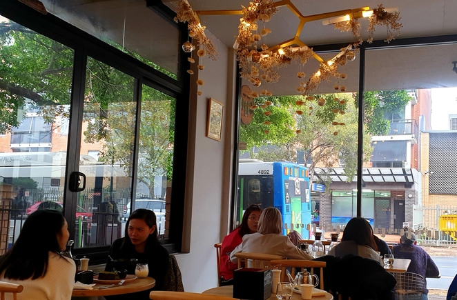 Cafe, Sydney, brunch, breakfast, Surry Hills, lunch, Asian, delicious, trendy