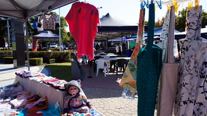 Checkout the various handcrafts on sale at the markets