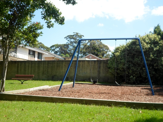 cherrywood reserve, cherrywood park, wahroonga park, wahroonga playground