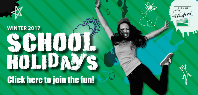 City of Playford School Holiday Events