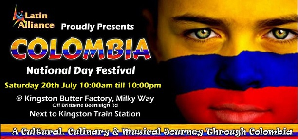 colombian national day festival