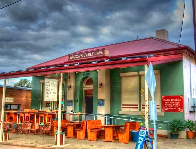 DDs B&B, melrose, flinders ranges, bed and breakfast, B&B, accommodation at Melrose, DDs