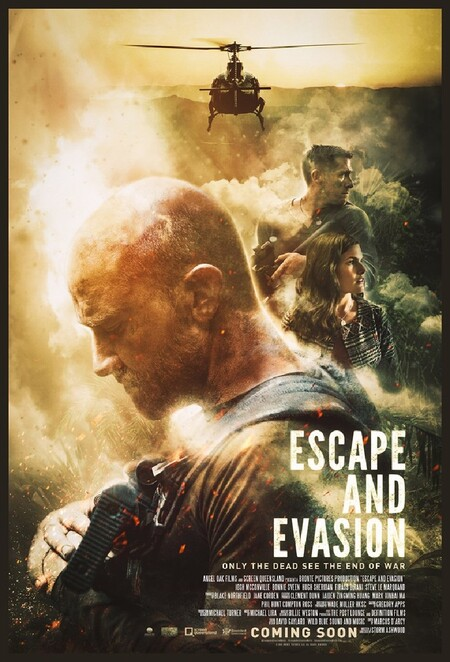 escape and evasion film review 2020, community event, cinema, movie buffs, war movie, australian movie, actors, actresses, performing arts, rena owen, firass dirani, hugh sheridan, bonnie sveen, steve le marquand, storm ashwood, josh mcconville