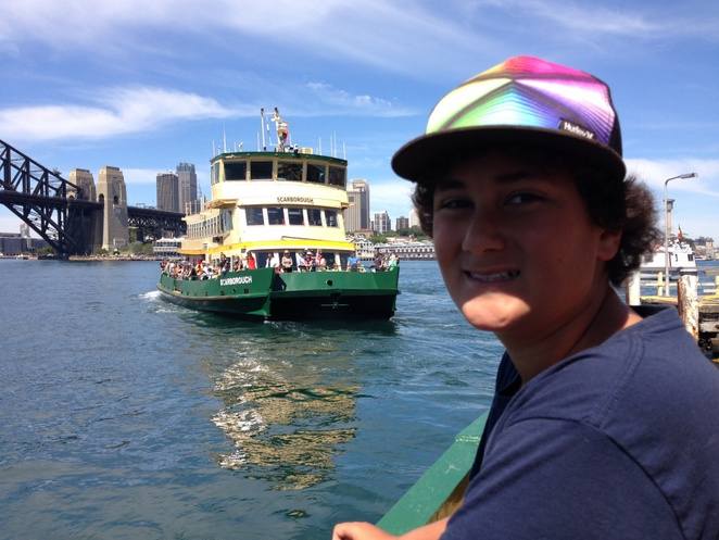 ferry ride, fun things to do with kids