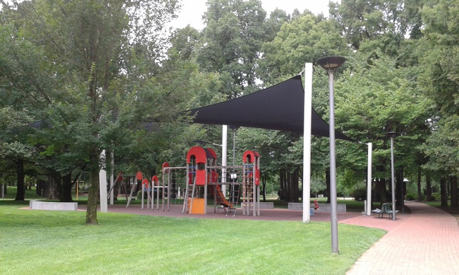 glebe park, canberra, best parks in canberra, ACT, picnic spots, family activities, school holidays, under 5's,