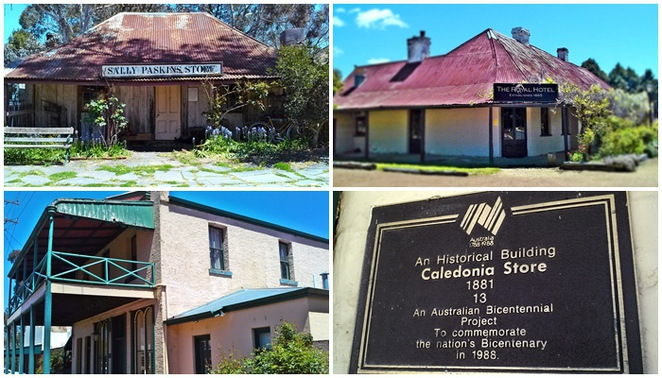gundaroo, day trips from canberra, road trips, canberra wine district, ACT, NSW, historical buildings, historical towns