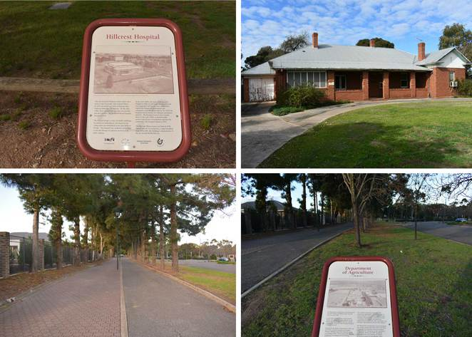 Hillcrest, Hospital, Fosters Road