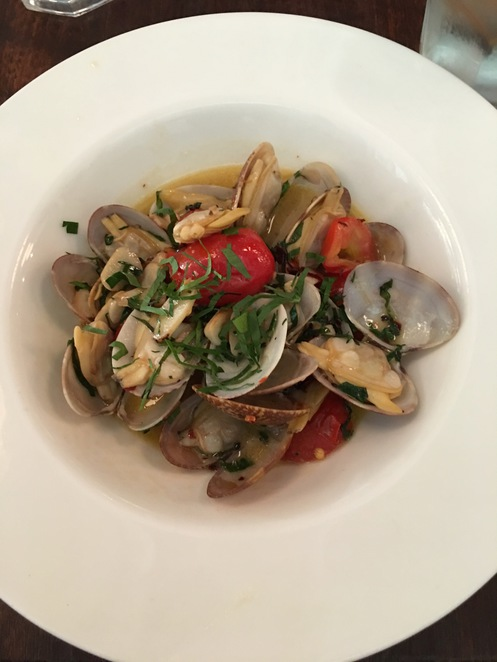 kennedy town KTown bar grill restaurant set lunch clams