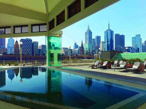 Summer Pool Club At The Langham Melbourne