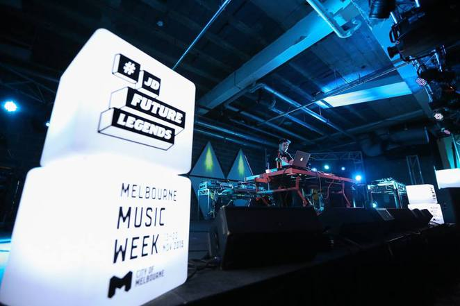 Melbourne Music Week