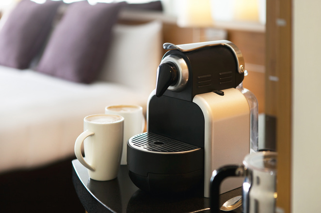 mercure coffee, mercure room