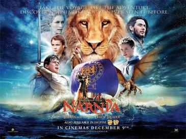 The Chronicles of Narnia: Voyage of the Dawn Trader