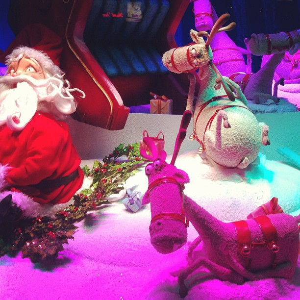 Top 5 Christmas Decorations Of Melbourne 2012