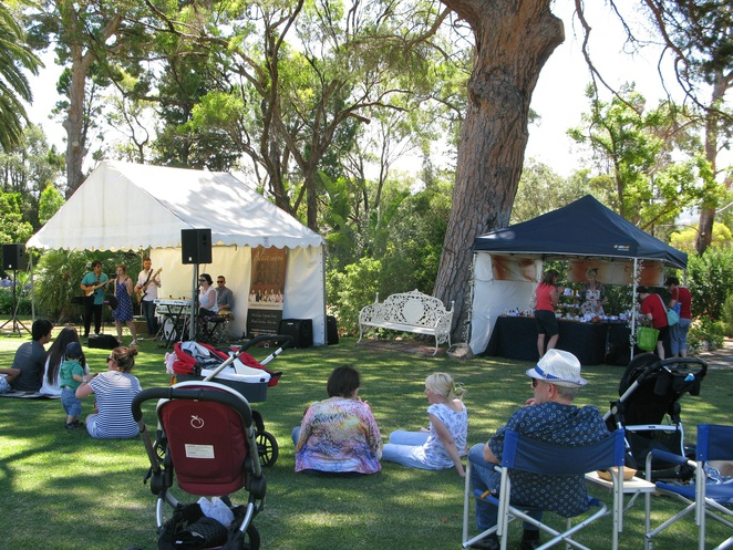 national trust, national trust membership, national trust sa, beaumont house, food trucks, street food, market stalls, craft markets, south american cuisine, decadent delights