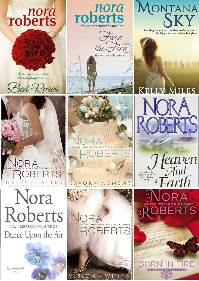 a bed of roses roberts nora
