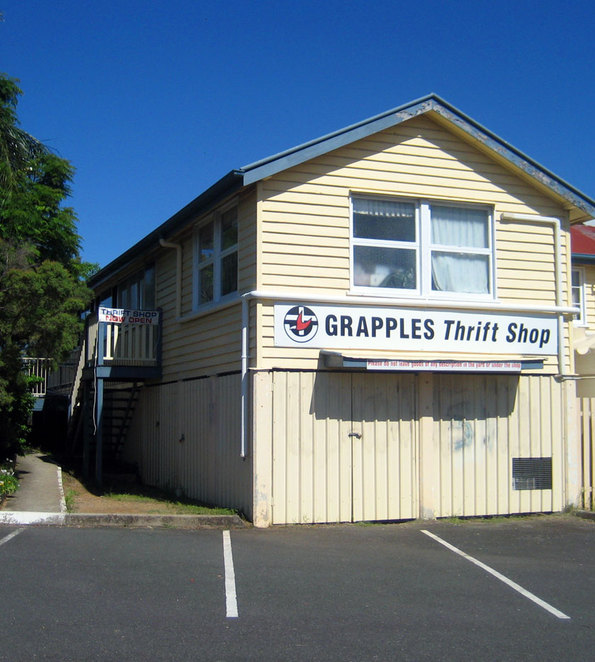 Grapples Thrift Shop in Chermside