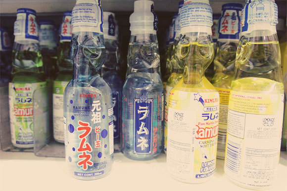 ramune, soft drink, drink, japan, sweet, snack