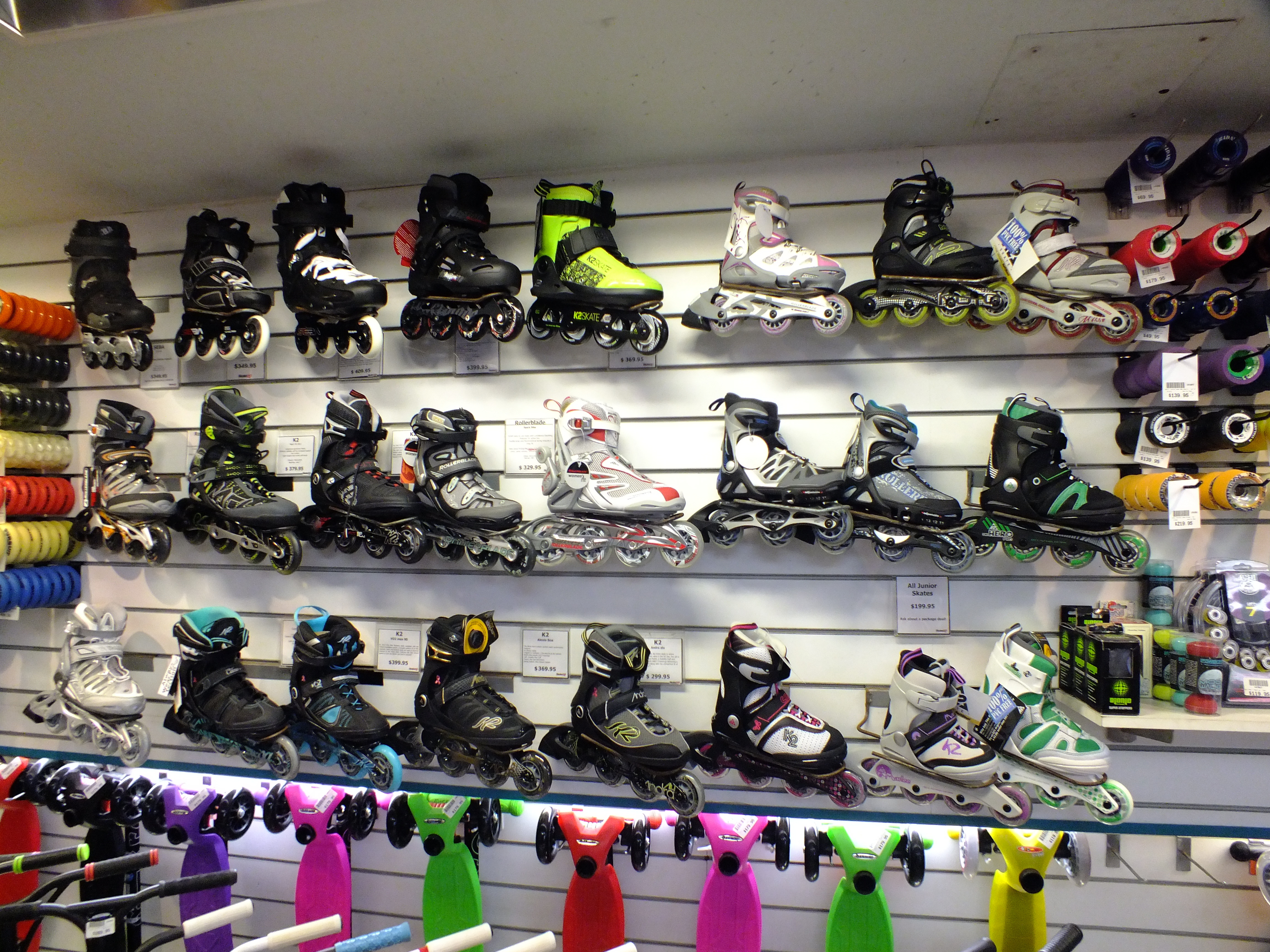 Roller skates for sale dubai - Roller Blades Hire In Sydney Fun Activities In Manly Fun In Sydney Roller