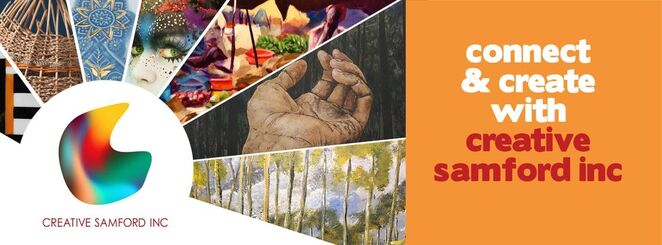 Samford and Surrounds Arts Trail and Open Studios, June 2021, Samford region, north of Brisbane, Samford Village, Samford Valley, hobby farmers, creatives, old worlde charm, cafe scene, 7th Annual, Creative Samford Inc, Dayboro, artists, artisans, visual art and craft, writers, musicians, performers, day trippers, weekenders, locals, visit artists, meet the makers, creatives' stories, techniques, exceptional art, region's natural beauty, ceramics, glass, jewellery, leatherwork, painting, pastels, ink, sculptures, woodwork, photography, digital imagery, textiles, living art, drawing, encaustic, mixed media, writing, workshops for visitors, Slab Hut, plan all four weekends, picturesque, charming parks, engaging places of interest