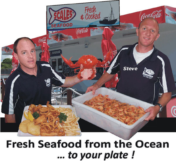 scales seafood,tweed heads,