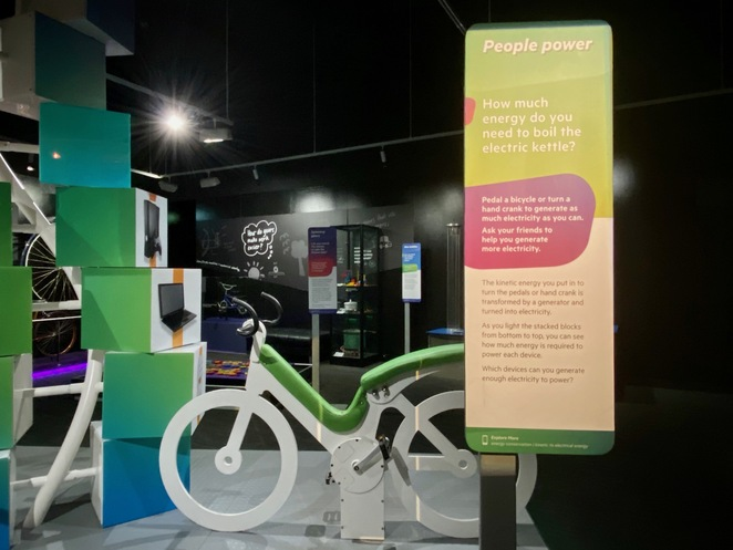 Science Centre at the Cobb n Co Museum