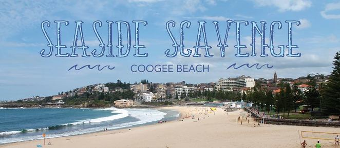 Seaside Scavenge, Coogee, ecowarrier