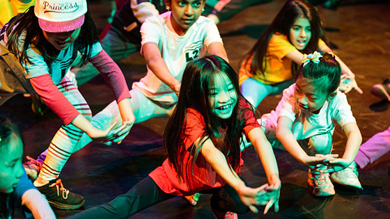 september school holiday workshops for teens and kids 2020, community events, fun things to do, arts centre melbourne, kids activities, teenage activities, lit steps children's hip hop, bollywood dance, lyric writing, beat machine, viral dance, choreography for tiktok, the channel, support act, arts centre melbourne education, donations, support local