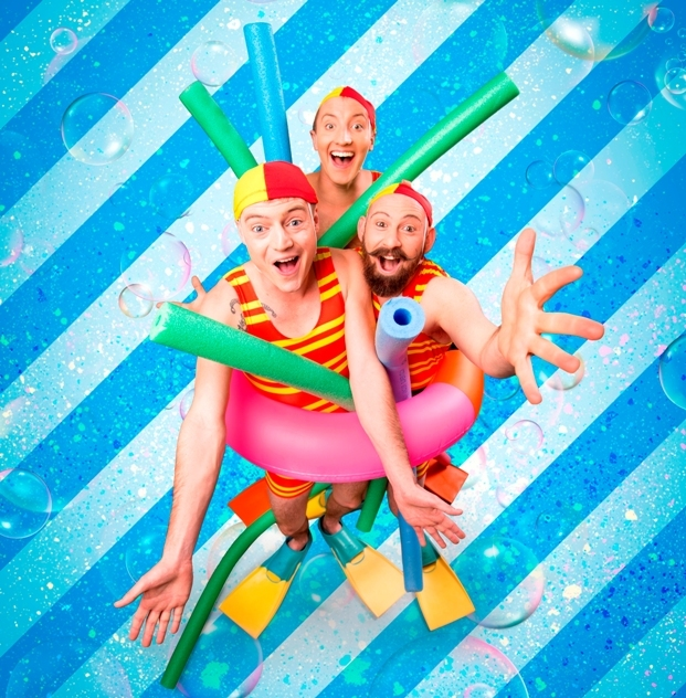Splash Test Dummies Sydney Festival 2019 Riverside Theatres