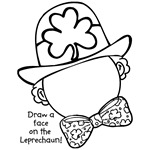 St Patricks day for kids, melbourne, free, printable, family, child friendly, list