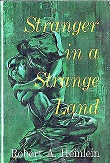 stranger in a strange land, heinlein, book