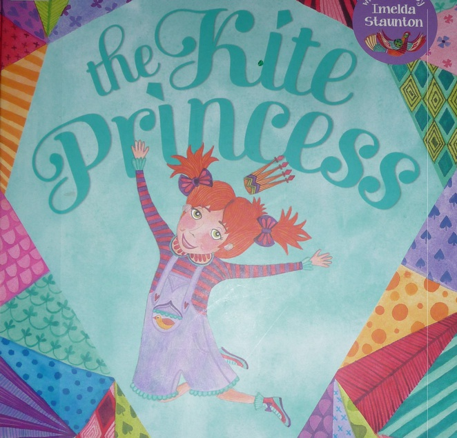 the kite princess, juliet clare bell, laura-kate chapman